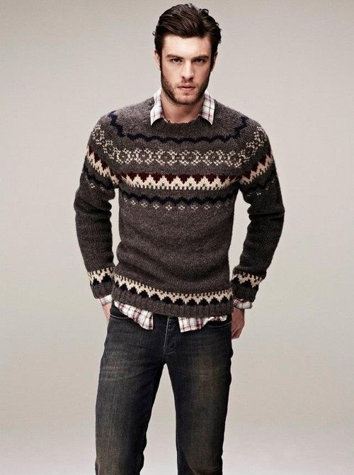 Sweaters To Wear Over Dress Shirts