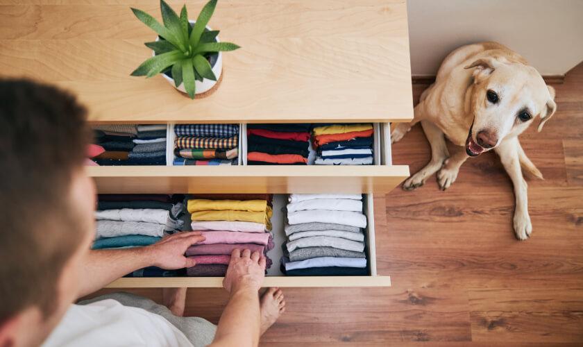 Organizing The Ultimate Men's Underwear Drawer