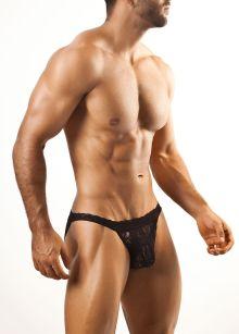 Joe Snyder Low Rise Bikini Brief Lace