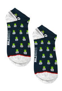MaleBasics Ankle Sock-Pinapple