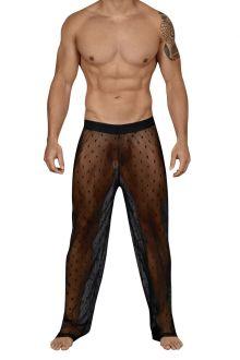 CandyMan 99445 Lace Lounge Pants