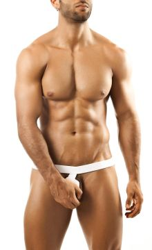 Joe Snyder Man Up-White-OS