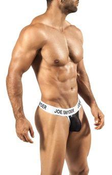 Joe Snyder Activewear V-Thong Mesh