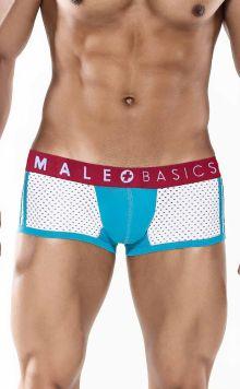 Sport New Sexier Trunk Turquoise MALEBASICS