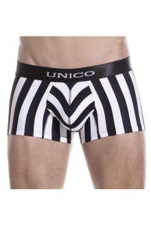 Unico 1410010011452 Boxer Briefs Blackline Microfiber