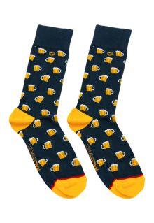 MaleBasics Fun Sock-Beers