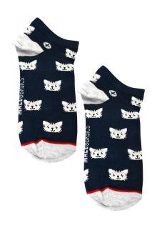 MaleBasics Ankle Sock-Feline-