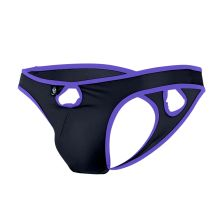 Joe Snyder Hole Thong New Black Side View