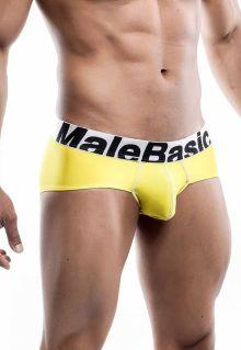 Malebasics Men's Sports Performance Hip Brief