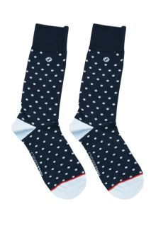 MaleBasics Fun Sock-Dotted