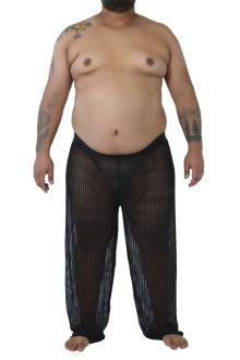 CandyMan 99496X Mesh Lounge Pants